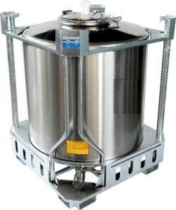 CUVE PRODUITS DANGEREUX - 1000 et 1200 L