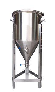 Réservoir conique - 45 à 170 litres