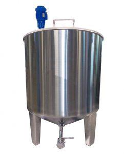 IMTFCM - Fond CONIQUE - 700 à 1500 litres