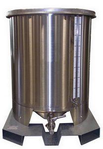ISBPA2 - 500 à 1500 litres - 1200 x 1150 mm