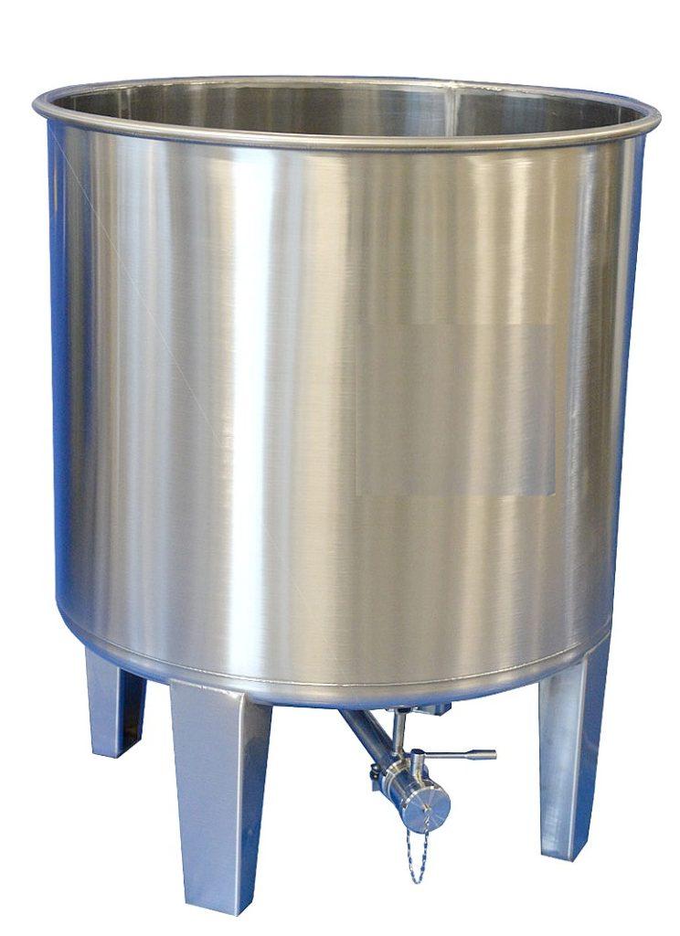 IMTHA - 460 à 1500 litres - Fond BOMBE
