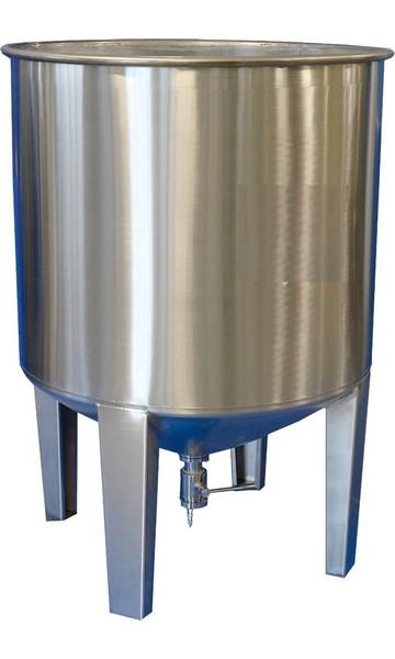 IMTFCA - 650 à 1500 litres - Fond CONIQUE