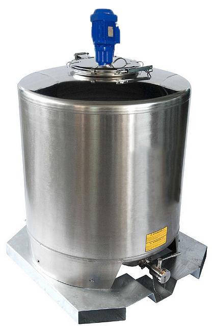 ISBP mobile - 500 à 1500 L - pour mélangeur