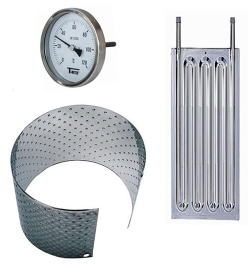 OPTIONS refroidissement/chauffage