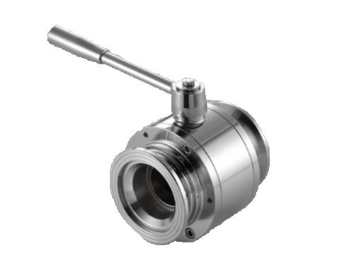 Vannes à sphère INOX - DIN-SMS-MACON-CLAMP-BSP-GAZ