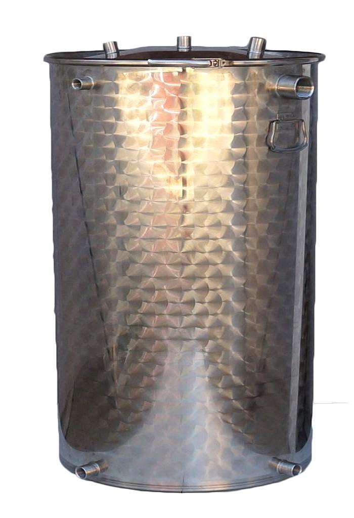 Cuves inox 150 à 500 litres