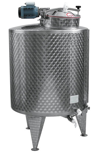 MVL + mélangeur LENT 600/1000 L
