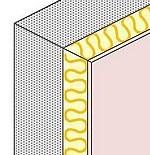 Isolation thermique de la cuve